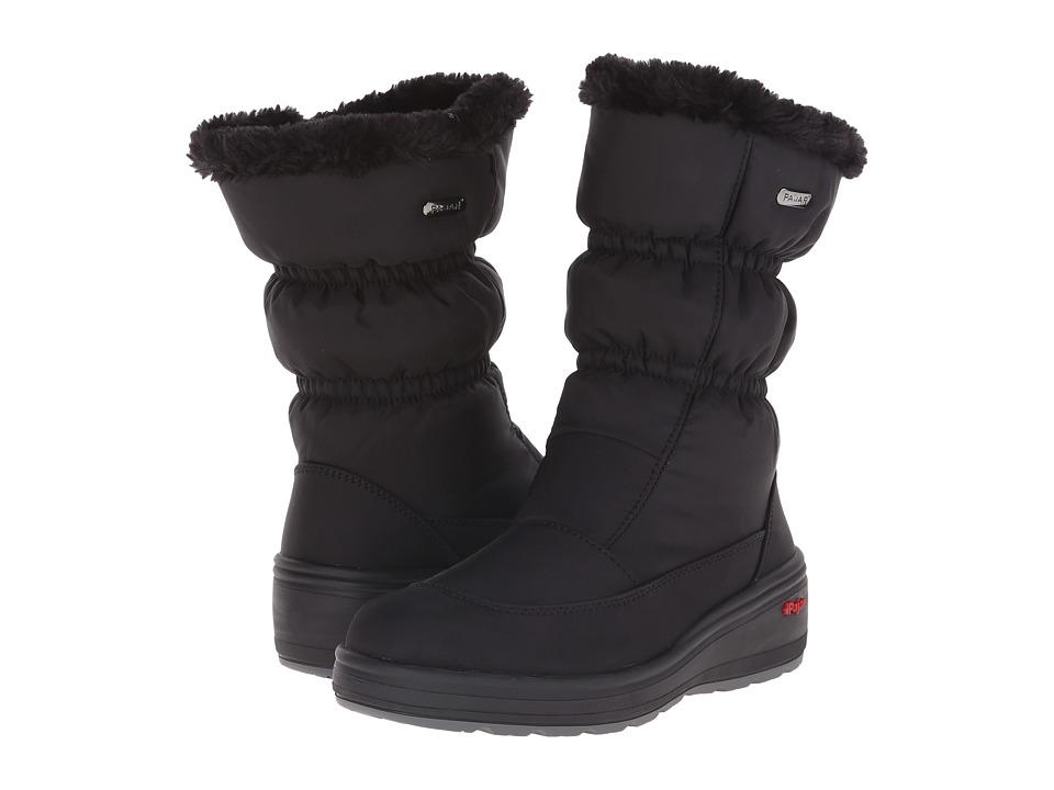 Pajar CANADA - Snowcap 2 (Black) Women's Cold Weather Boots