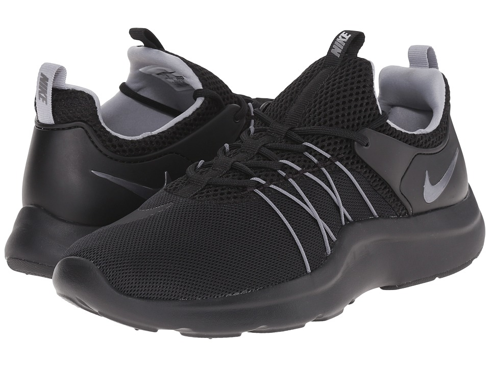 Nike - Darwin (Black/Metallic Cool Grey) Women's Running Shoes