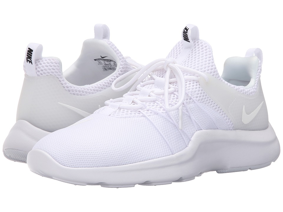 Nike - Darwin (White/Black/White) Women's Running Shoes