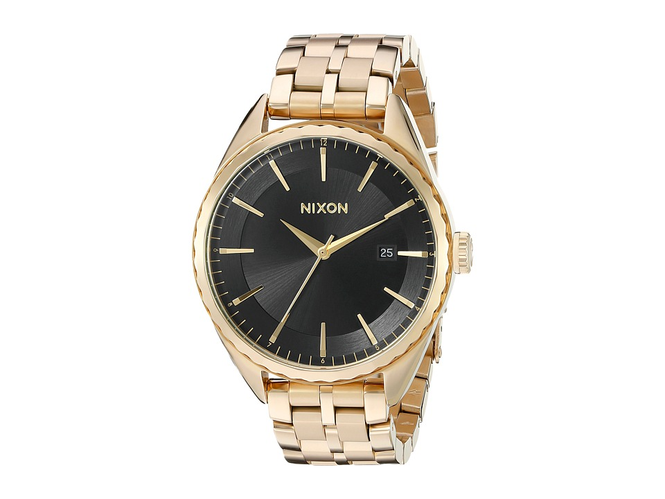Nixon - Minx (All Gold/Black Sunray) Watches
