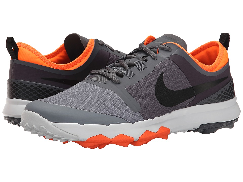 Nike Golf - FI Impact 2 (Dark Grey/Cool Grey/Pure Platinum/Black) Men