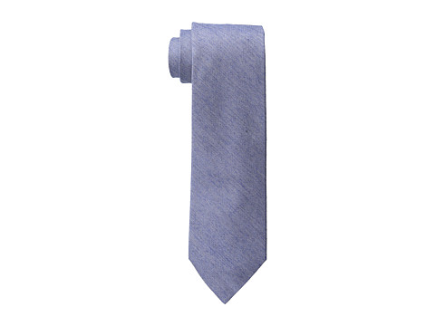 Calvin Klein - Denim Solid Tie (Indigo) Ties