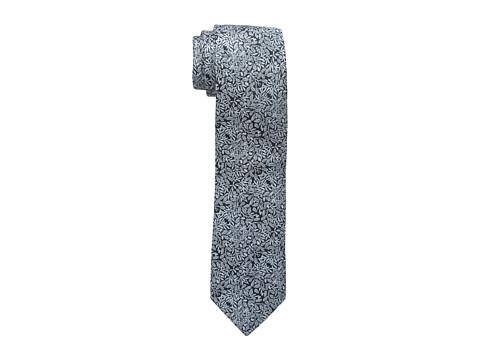 Calvin Klein - Onyx Floral Tie (Ice Blue) Ties