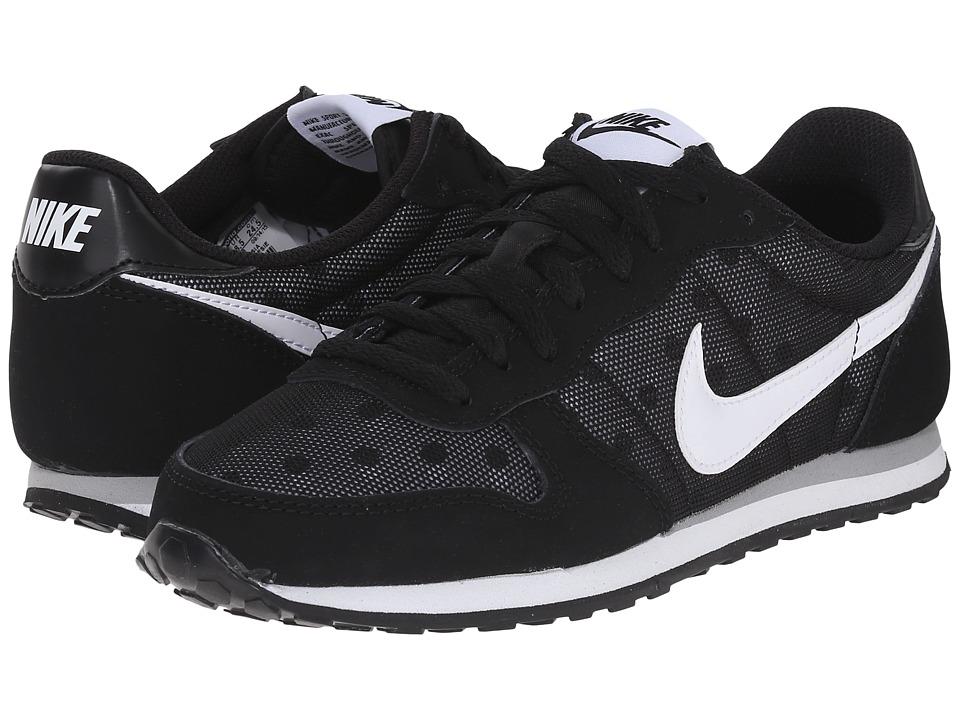 Nike - Genicco Print (Black/Wolf Grey/White) Women's Shoes
