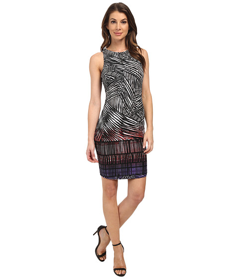 Tart - Faye Dress (Palm Ombre) Women's Dress
