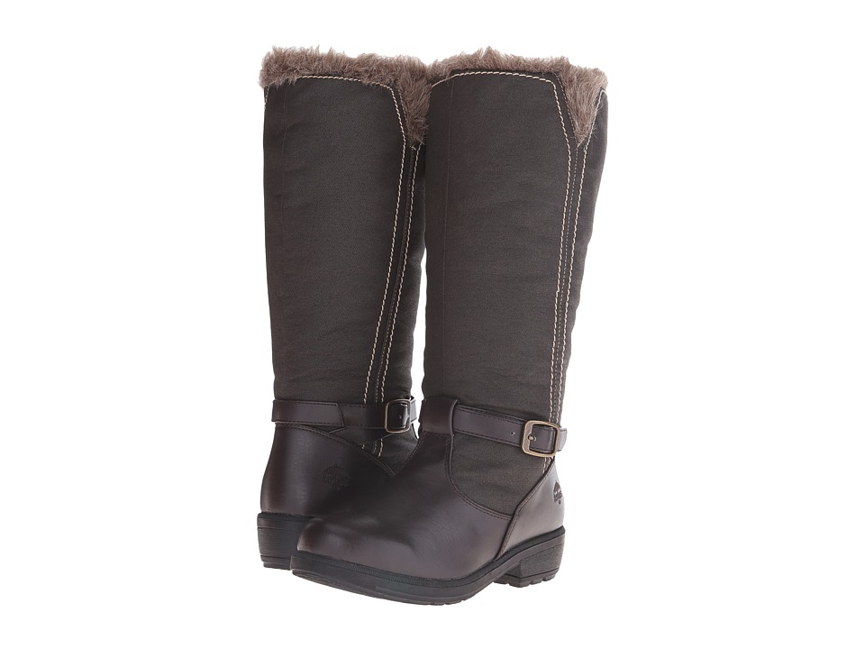 Totes - Marley (Brown) Women's Cold Weather Boots