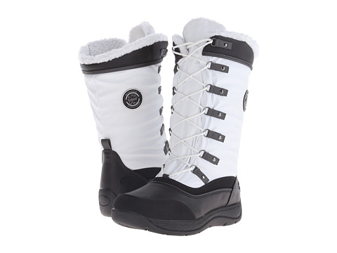 Totes - Jaylan (White) Women's Cold Weather Boots
