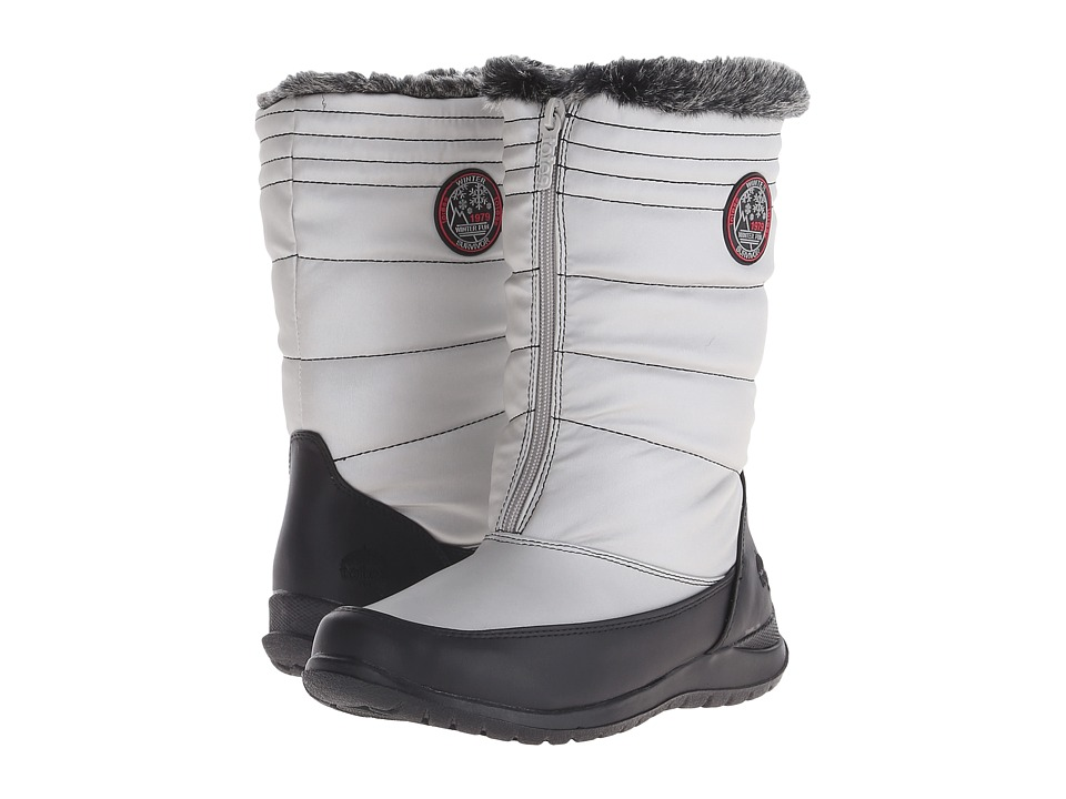 Totes - Carly (Silver) Women's Cold Weather Boots