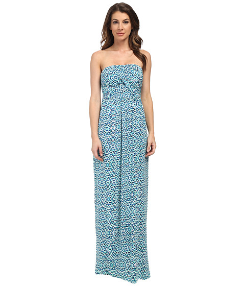 Tart - Delancey Maxi (Mosaic Diamond) Women's Dress