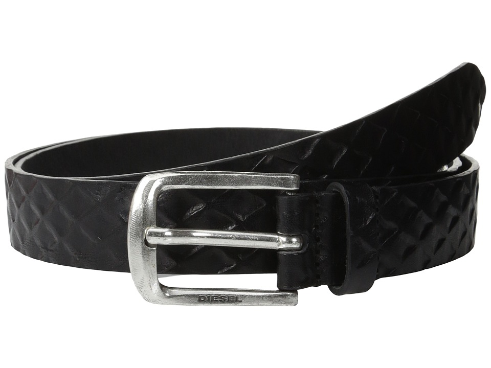 Diesel - Bilda Belt (Black) Women's Belts