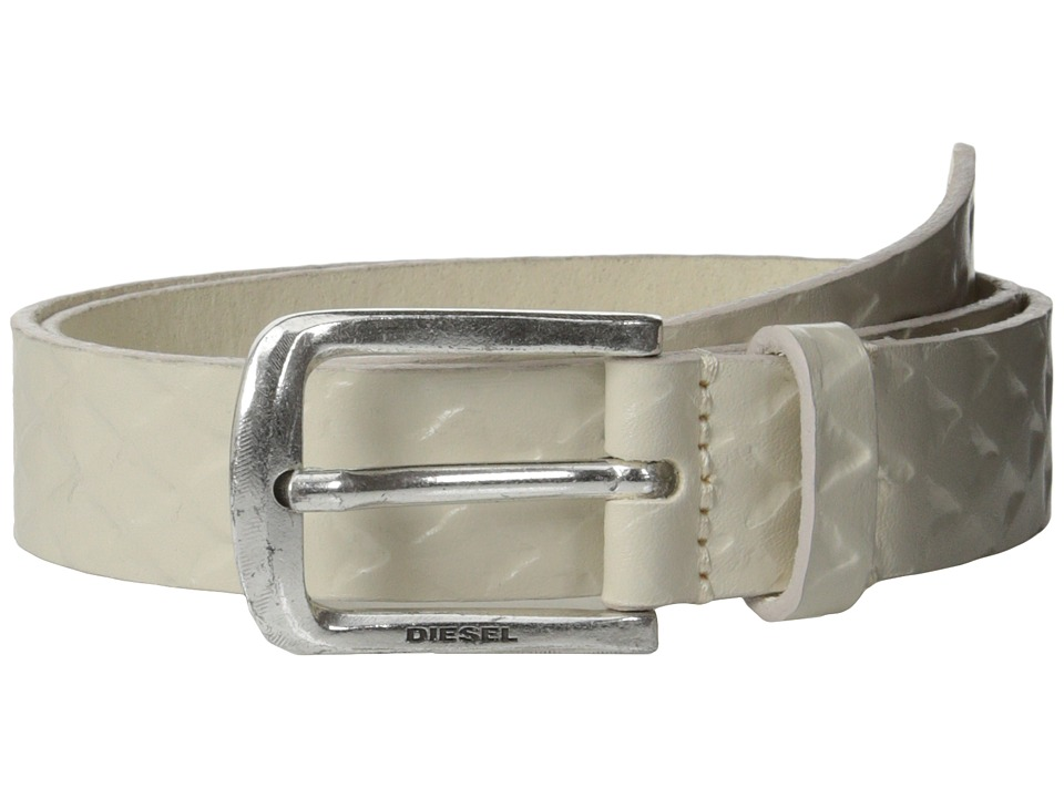 Diesel - Bilda Belt (Off/White) Women's Belts