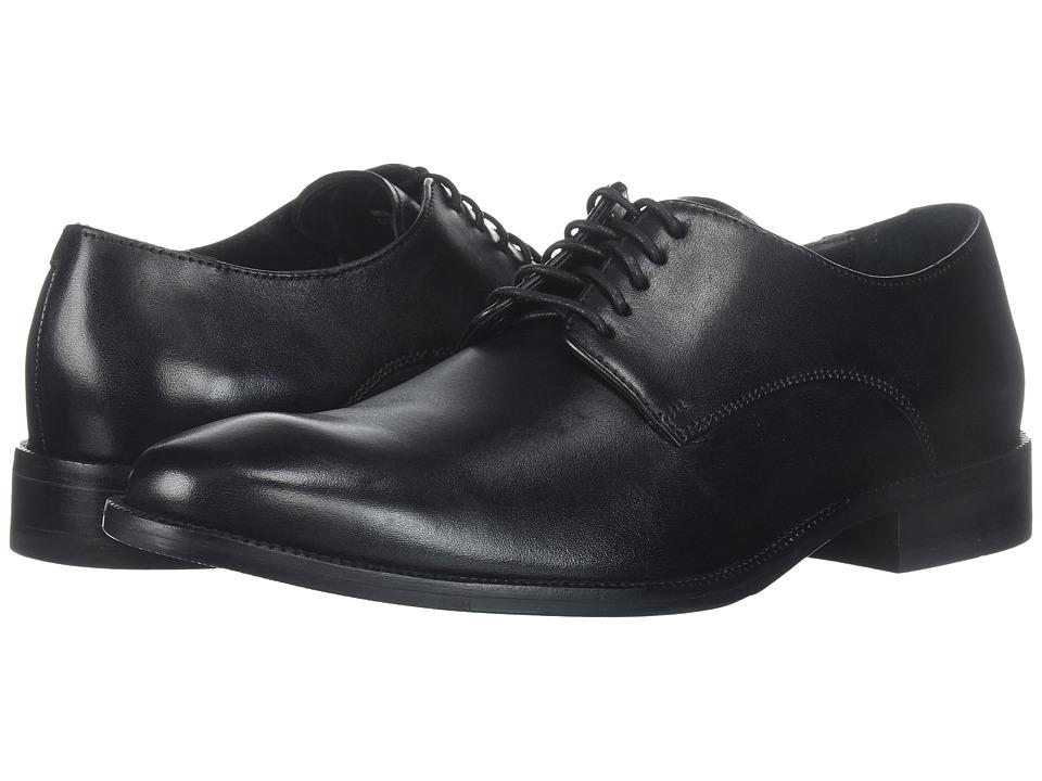 Cole Haan - Williams Plain II (Black) Men's Shoes