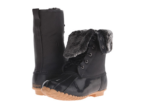 Sporto - Delilah (Black) Women's Cold Weather Boots