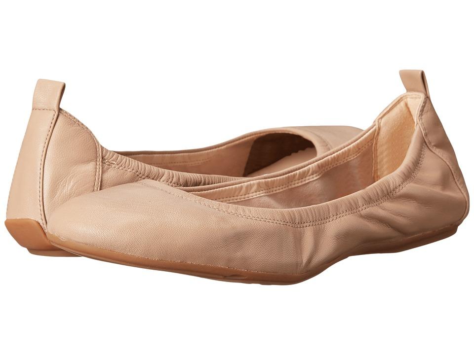 Cole Haan - Jenni Ballet II (Maple Sugar Leather) Women's Flat Shoes