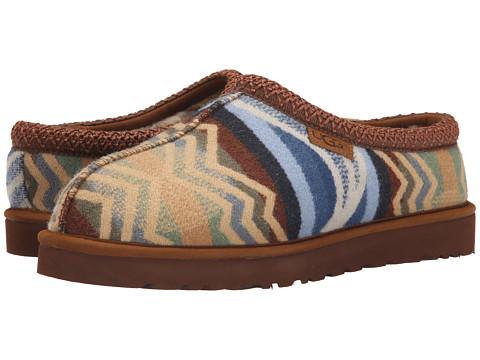 UGG - Tasman Pendleton (Chestnut) Men's Shoes