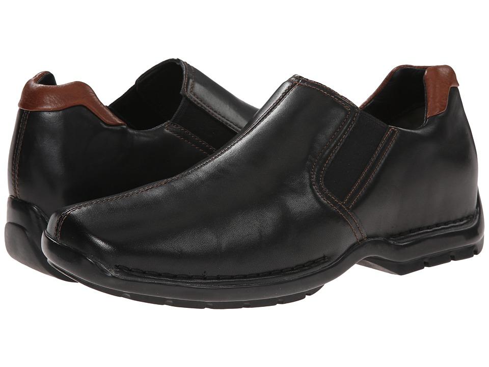 cole haan zeno slip on ii black s slip on shoes