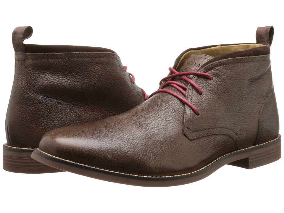 Cole Haan - Curtis Chukka II (Chestnut Grain) Men's Shoes