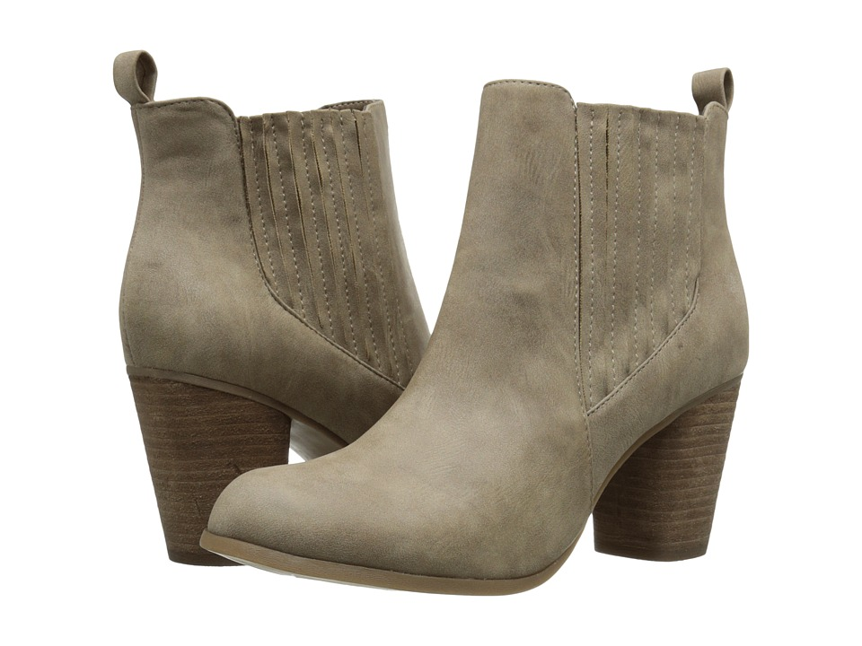 Madden Girl - Dominicc (Taupe Paris) Women