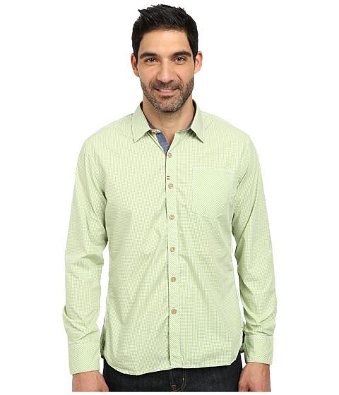 Robert Graham - Sacramento Long Sleeve Woven Shirt (Grass) Men's Long Sleeve Button Up