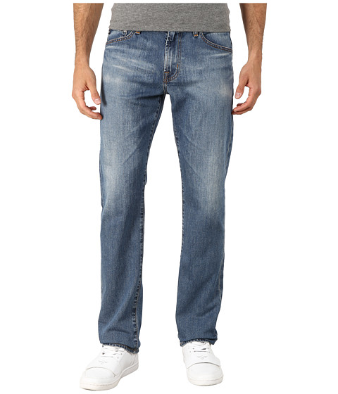 AG Adriano Goldschmied - Graduate Tailored Leg Recycled Denim in Brisk (Brisk) Men's Jeans