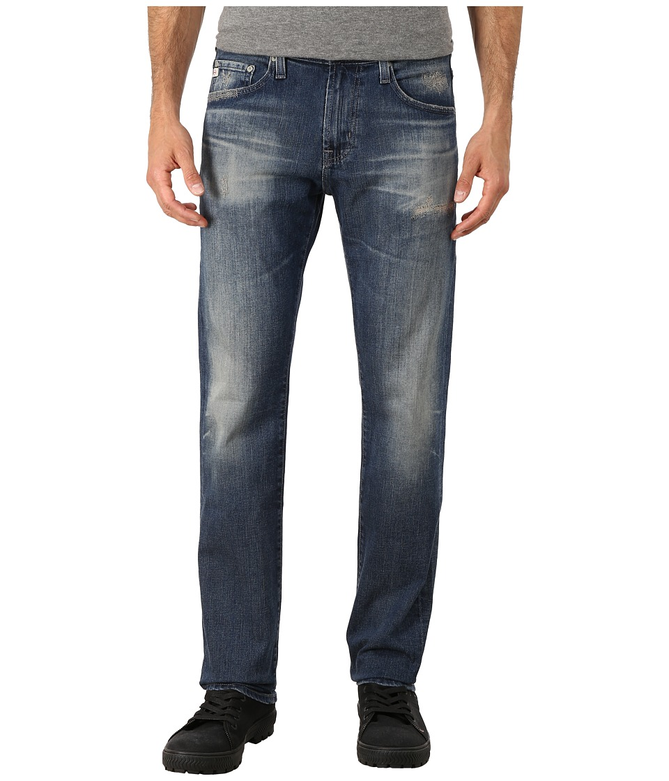 AG Adriano Goldschmied - Matchbox Slim Straight Leg in 15 Years Bazaar (15 Years Bazaar) Men's Jeans