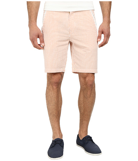 Robert Graham - Hawkes Ball Shorts (Orange) Men