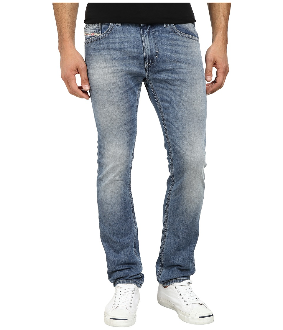 Diesel - Thavar Trousers 842H (Denim) Men's Jeans