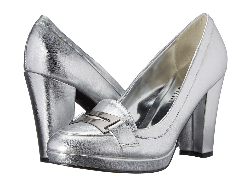 CL By Laundry - Blueribbon (Silver) High Heels