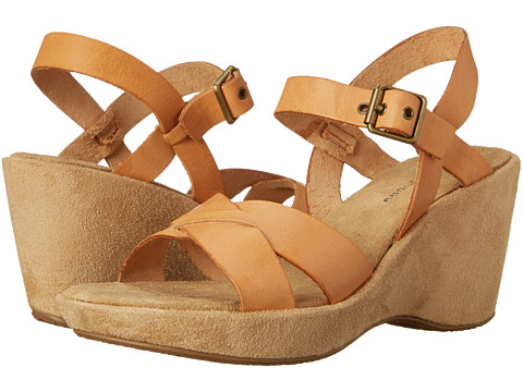 CL By Laundry - Odyssey-2 (Natural) Women's Wedge Shoes