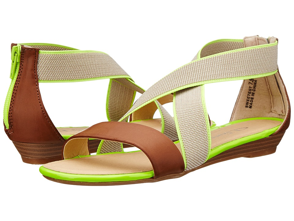 CL By Laundry Sweetest (Brown/Natural) Women