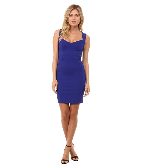 French Connection - Lula Stretch Dress 71EFT (Prince Rocks) Women