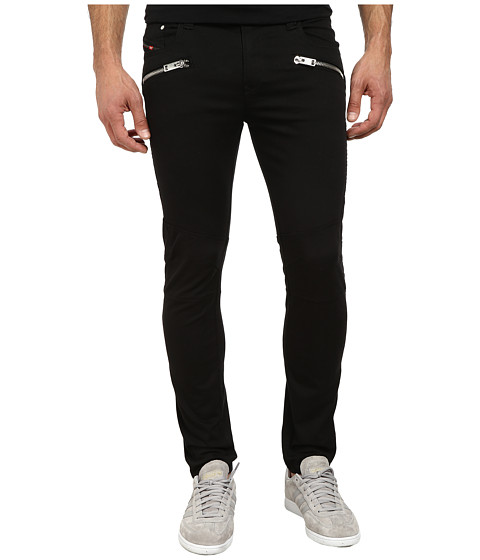 Diesel - P-Jagger Trousers (Black) Men's Casual Pants