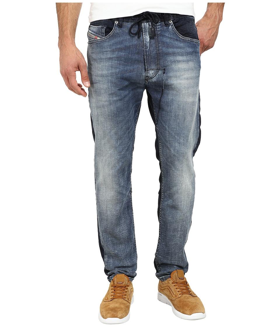 Diesel - Narrot-NE Sweat Jeans 667A (Denim) Men's Jeans