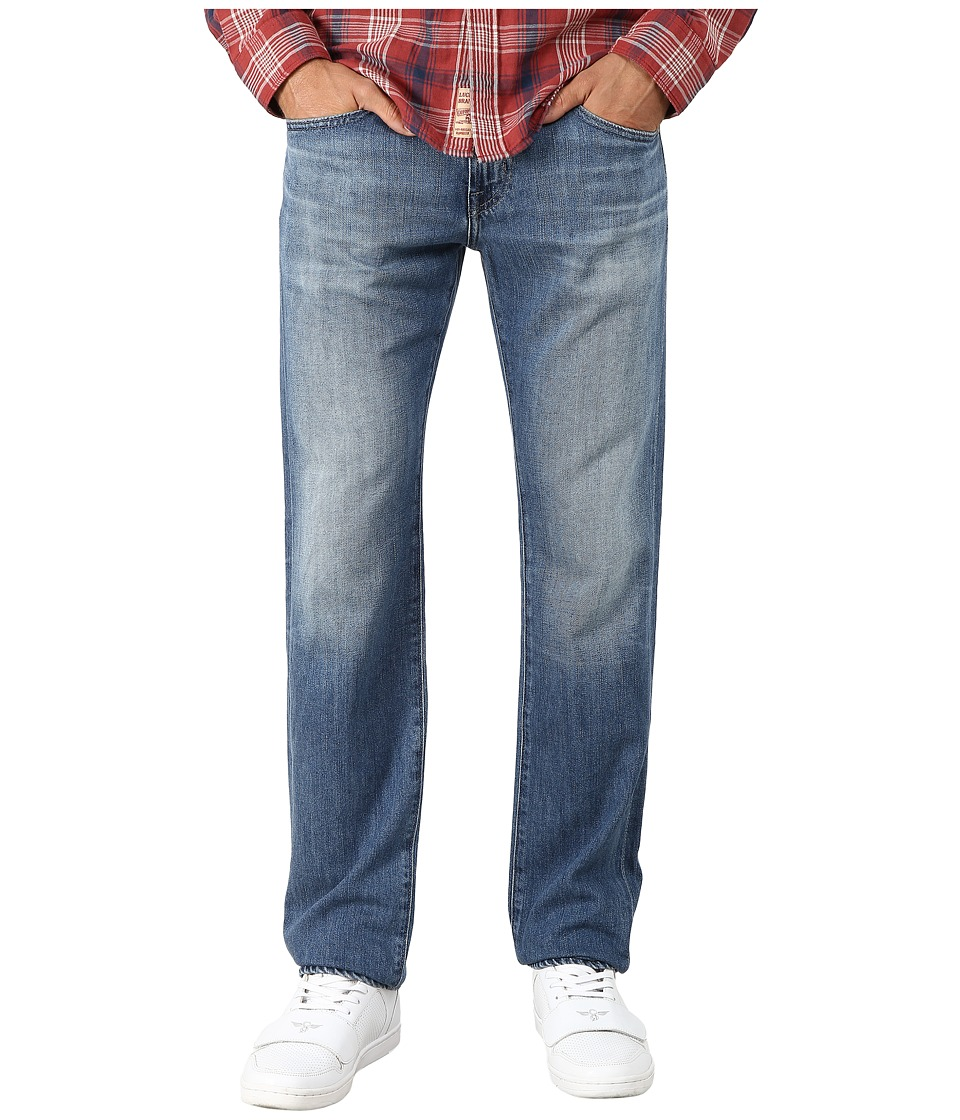 AG Adriano Goldschmied - Matchbox Slim Straight Leg Denim in 17 Years Monarch (17 Years Monarch) Men's Jeans