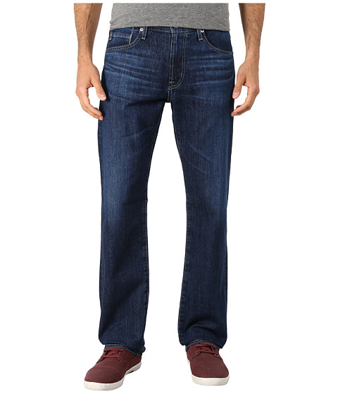 AG Adriano Goldschmied - Prot g Straight Leg Denim in Lyon (Lyon) Men's Jeans