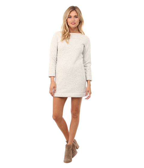 French Connection - Cocoon Marl Top 71EIJ (Grey Melange) Women's Dress