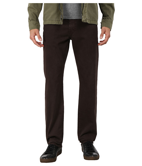AG Adriano Goldschmied - Graduate Tailored Leg Pants in Sulfur Bitter Chocolate (Sulfur Bitter Chocolate) Men's Casual Pants