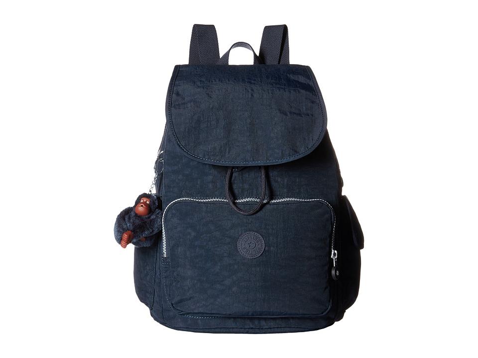 Kipling - Ravier Backpack (True Blue) Backpack Bags