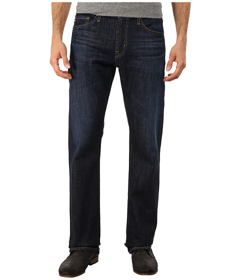 AG Adriano Goldschmied - Prot g Straight Leg Denim in Trade (Trade) Men