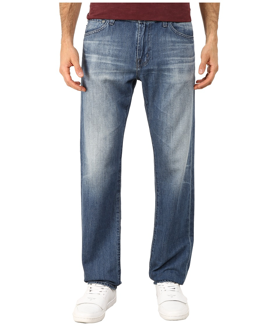 AG Adriano Goldschmied - Graduate Tailored Leg Denim in 17 Years Monarch (17 Years Monarch) Men's Jeans