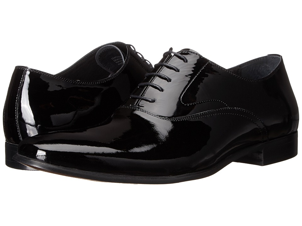Dune London - Reflector (Black Patent) Men's Lace up casual Shoes