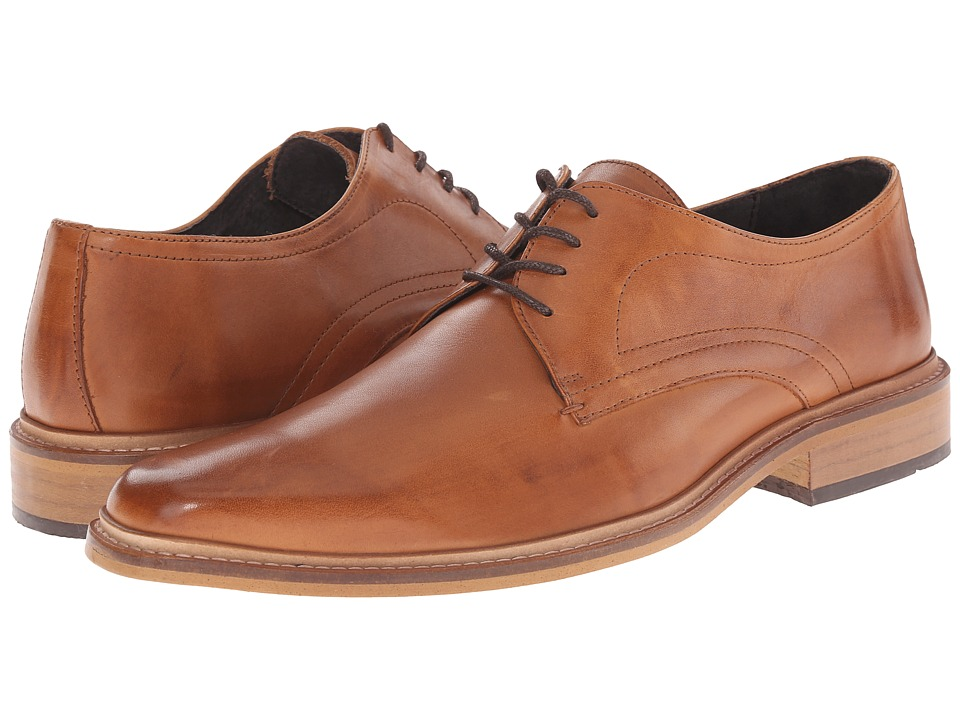 Dune London - Rotterdam (Tan Leather) Men's Lace up casual Shoes