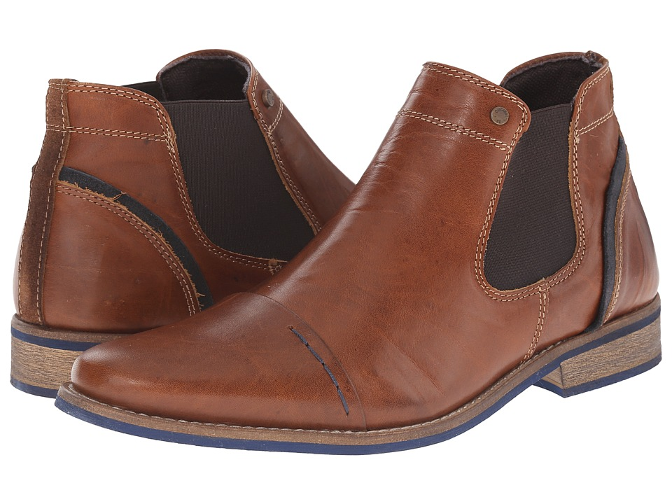 Dune London - Chili (Tan Leather) Men's Lace-up Boots