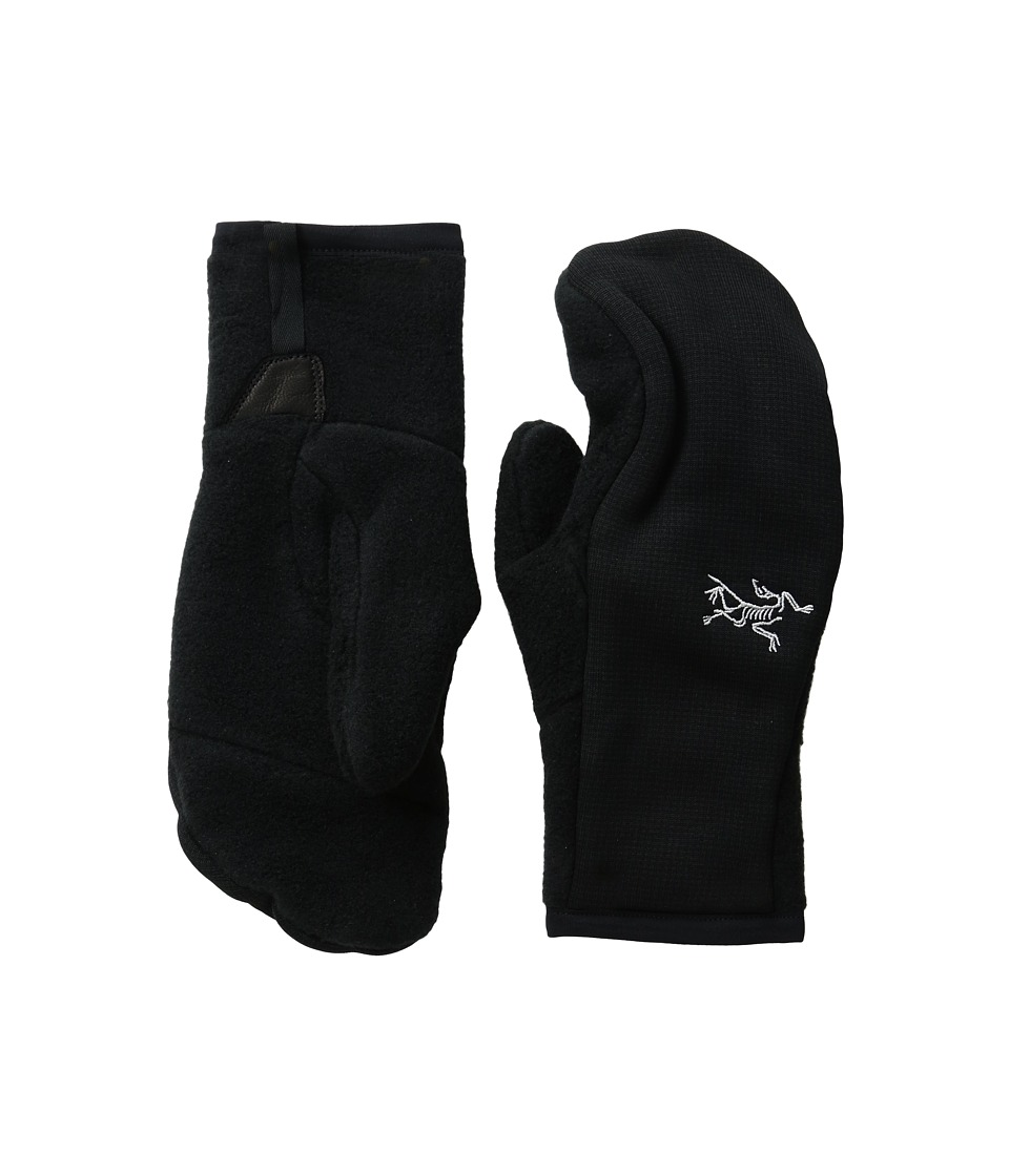 Arc'teryx - Delta Mitten (Black) Extreme Cold Weather Gloves