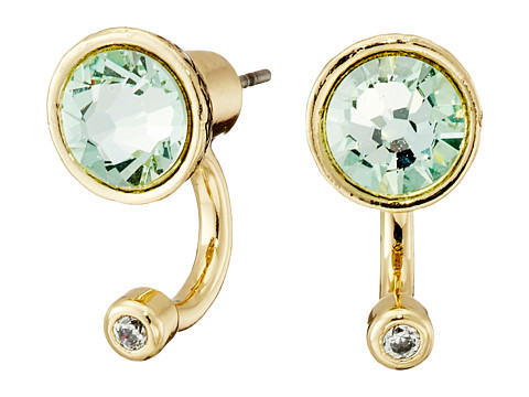 Sam Edelman - Ashley Floater Earrings (Peridot/Gold) Earring