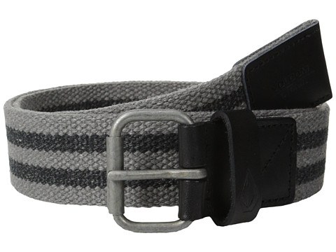 Volcom - Back Country (Dark Grey) Men's Belts