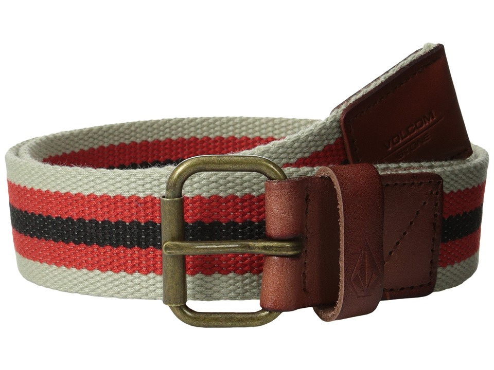 Volcom - Back Country (Firecracker) Men's Belts