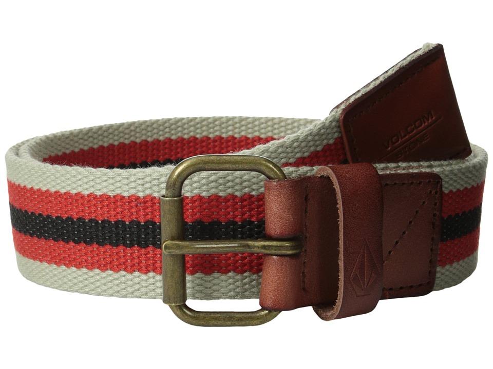 Volcom - Back Country (Firecracker) Men's Belts