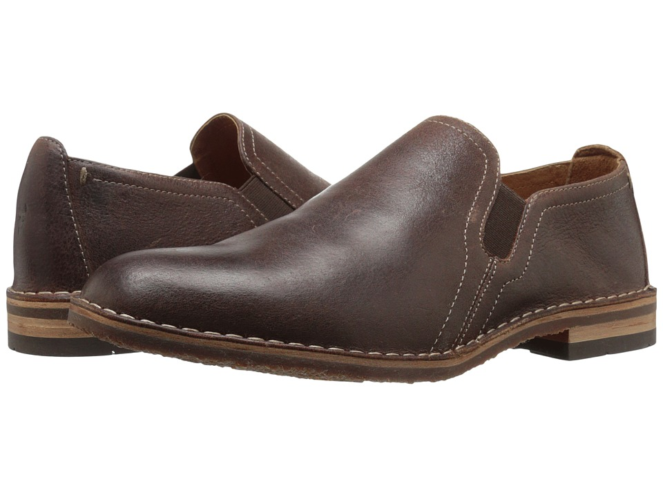 Trask - Blaine (Walnut American Steer) Men's Shoes