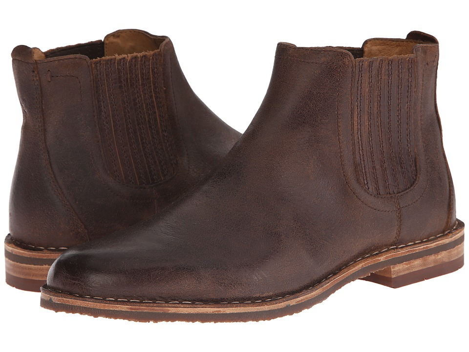 Trask - Birch (Walnut American Steer) Men's Shoes
